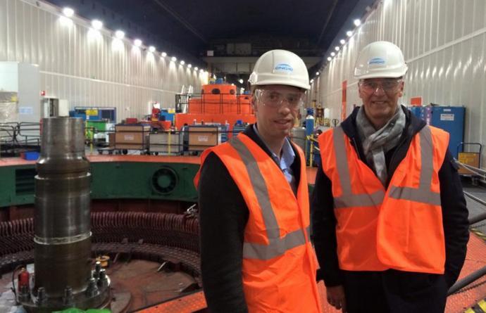 Coo Andries Gryffroy Bert Wollants N-VA Energiespecialisten