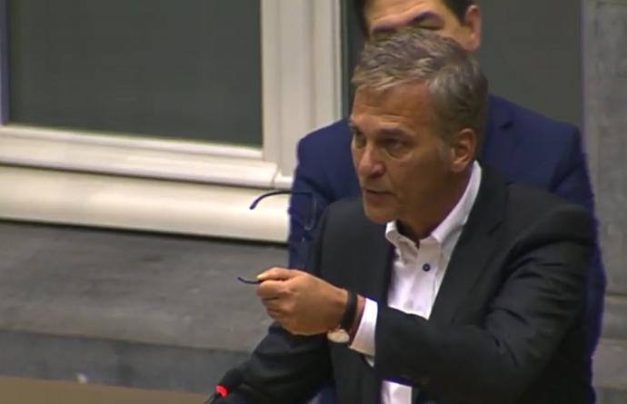 Andries Gryffroy Vlaams Parlement