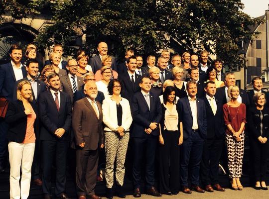 N-VA Vlaams Parlement Andries Gryffroy